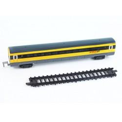 Vagón a koleje pro vlak - RegioJet