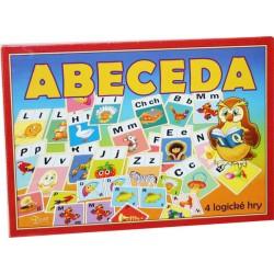 Desková hra - Abeceda - Rappa