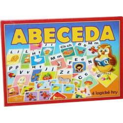 Hra desková - Abeceda