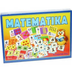 Hra desková - Matematika