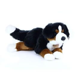 Plyšový pes salašnický ležící - 44 cm - Rappa