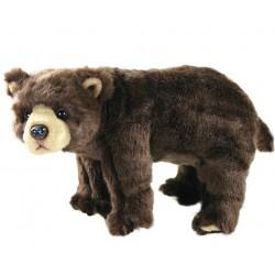 Plyšový medvěd stojící - 40 cm