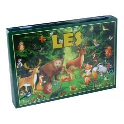 Hra desková - Les