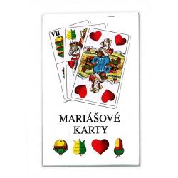 Karty mariášové - dvouhlavé