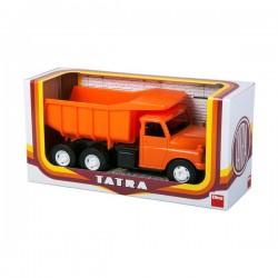 Auto Tatra 148 oranžová - plastová - 30 cm