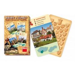 Kvarteto hrady a zámky