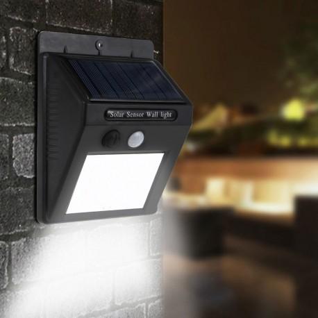 Solarní LED světlo s detekcí pohybu - 48 LED