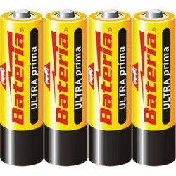 Baterie ULTRA prima R6, 1,5V - 4x AA baterie - Bateria Slaný