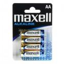Maxell PK4 - 1.5V - 4x AA alkalické baterie
