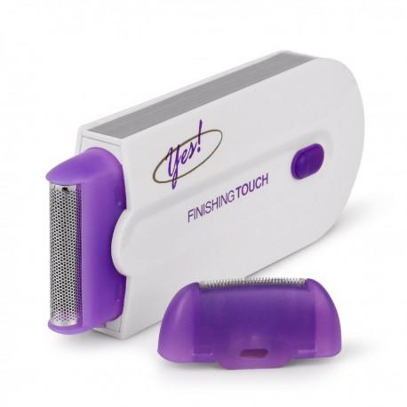 Bezbolestný holící strojek s technologií Sensa-Light