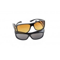Brýle pro řidiče den a noc - HD Vision - 2ks v balení