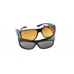 Denní a noční brýle pro řidiče - HD Vision - 2 ks v balení