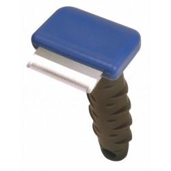 Furminátor malý - hřeben na vyčesávání zvířecích chlupů - 4,6cm