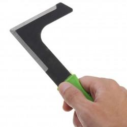 Nůž na odstraňování plevele