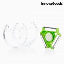 Rotační škrabka a kráječ 4v1 - InnovaGoods