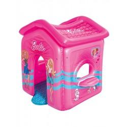 Nafukovací domeček pro děti Barbie - Bestway