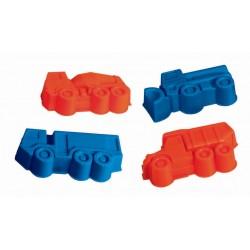 Set hraček na písek Tatra - formičky, 4 ks