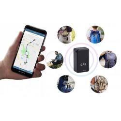 GPS magnetický lokátor s odposlechem GF-07