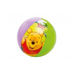 Nafukovací plážový míč - 51 cm - Medvídek Pú
