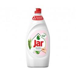 Prostředek na nádobí Jar Sensitive - Aloe Vera & růžový jasmín - 900 ml