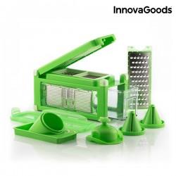 Kráječ a struhadlo na zeleninu 8 v 1 + recepty - InnovaGoods