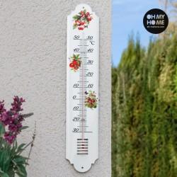 Nástěnný teploměr - Garden Oh My Home