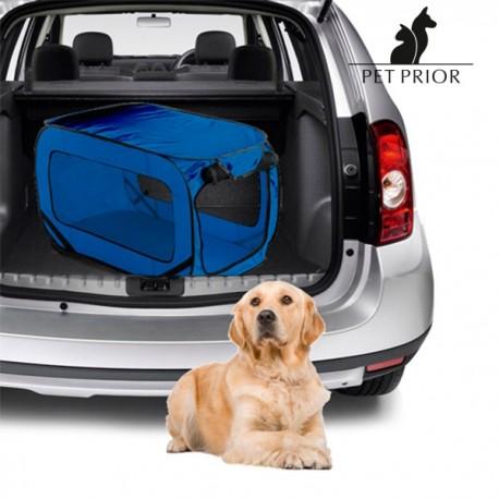 Skládací přepravka pro psy - Pet Prior