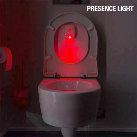 Osvětlení toalety - Presence Light