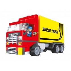 Stavebnice CITY - kamion - 271 dílků - AUSINI