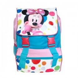 Školní batoh Minnie - puntíky