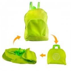 Skládací batoh - pistáciová zelená - Adventure Goods