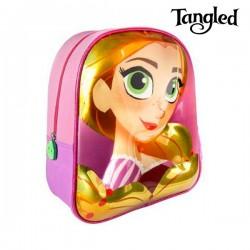 Školní batoh - 3D Na vlásku 7983 - Tangled