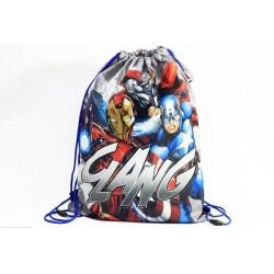 Taška na tělocvik a přezůvky - Avengers