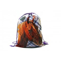 Taška na tělocvik a přezůvky - Nice and Pretty - kůň - BENIAMIN
