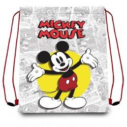 Taška na tělocvik a přezůvky - Mickey - Euroswan