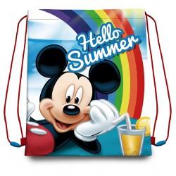 Taška na tělocvik a přezůvky - Mickey Summer - Euroswan