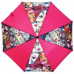 Vystřelovací deštník - Monster High - Ghoule Rule