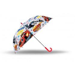Vystřelovací průhledný deštník - Blaze
