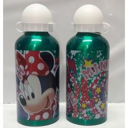 Aluminiová lahev na pití - Minnie - zelená - 500 ml