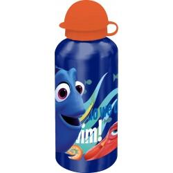 Aluminiová lahev na pití - Hledá se Dory - 500 ml