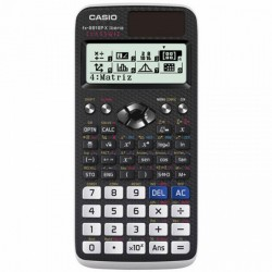 Kalkulačka 222685 LCD - černá - Casio