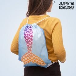Taška na tělocvik a přezůvky - Mořská Víla - Junior Knows