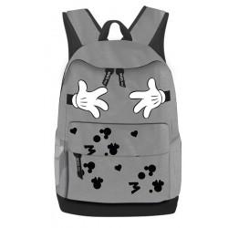 Batoh pro děti - Minnie - šedý