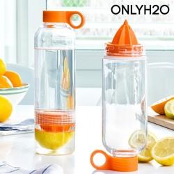 Láhev na citrusy s odšťavňovačem - Sensations Juicer - 550 ml