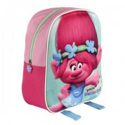 Batoh pro děti - 3D Trollové Poppy