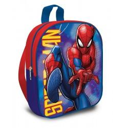 Dětský batůžek - Spiderman - modrý