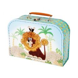 Kufřík na výtvarku - Krtek a Lev - malý
