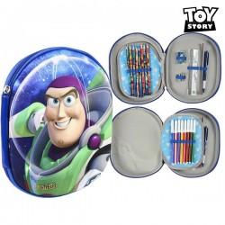 Trojitý penál s vybavením - Toy Story 78865