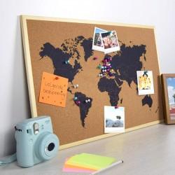 Nástěnka - Mapa Světa