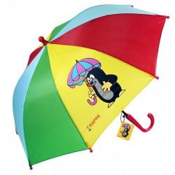 Dětský deštník - Krteček